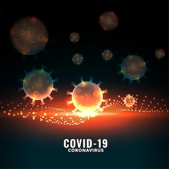 Coronavirus covid-19 se detiene con un muro de resistencia