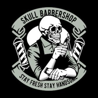 Cráneo barbero