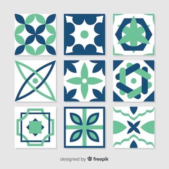 Creativo pack de azulejos