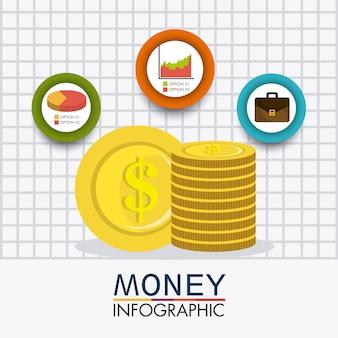 Crecimiento empresarial y ahorro de dinero.