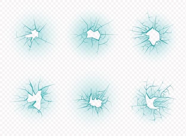 Cristal roto, efecto de cristal roto