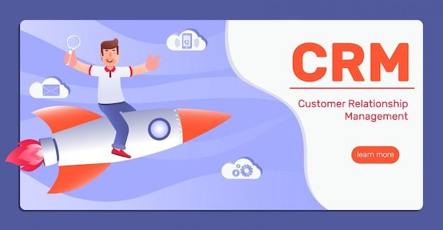 Crm - gestión de relaciones con clientes