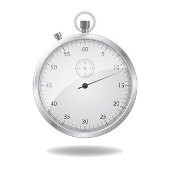 Cronómetro, ilustración realista