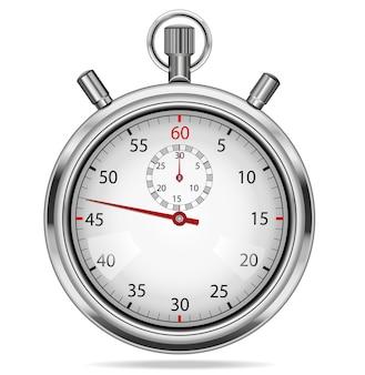 Cronómetro: medición del tiempo