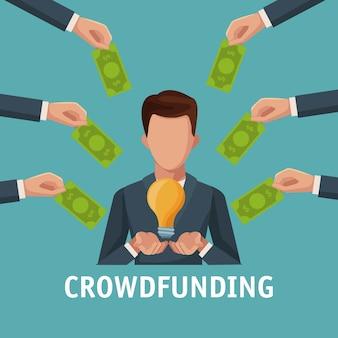 Crowfunding y negocios