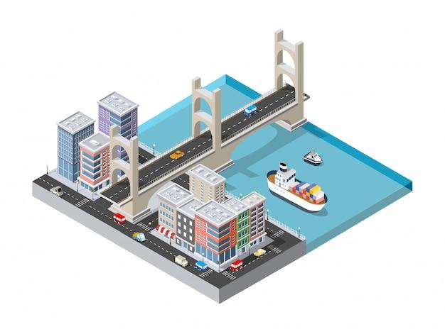Cruceros y naves de transporte náutico.