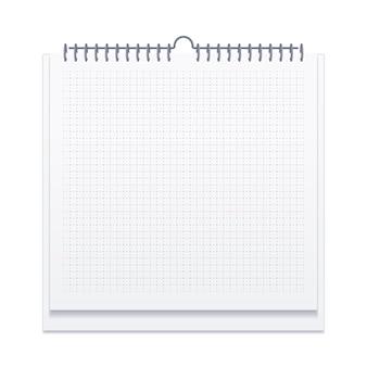 Cuaderno con páginas cuadradas