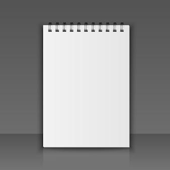 Cuaderno realista