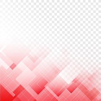 Cuadrados transparentes abstractos con fondo de textura rombo