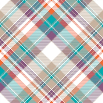 Cuadros de cuadros modernos textura de tela de patrones sin fisuras