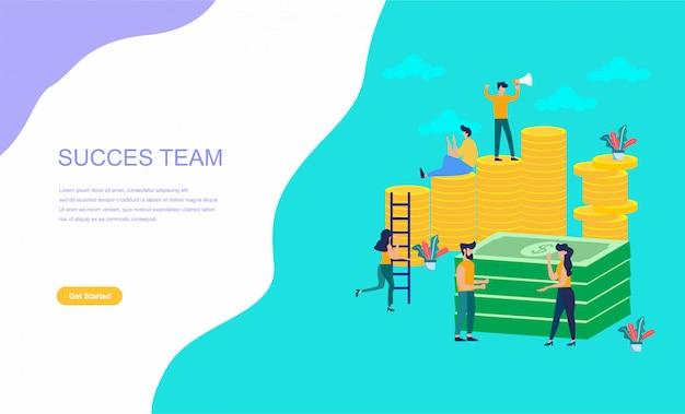 Cualidades de liderazgo en un equipo creativo.
