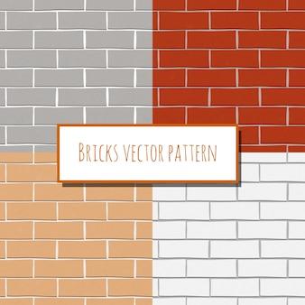 Cuatro muros de ladrillos