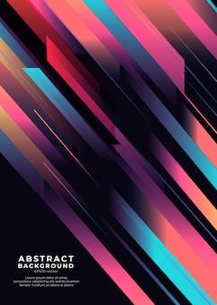 Cubierta abstracta