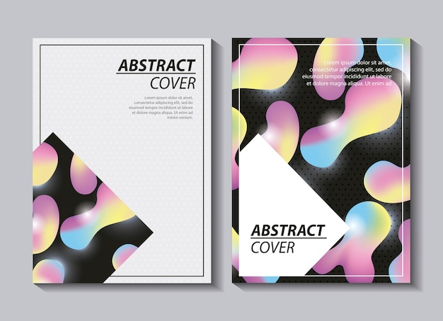 Cubiertas abstractas