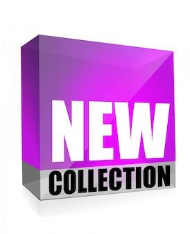 Cubos de vidrio banner nueva colección
