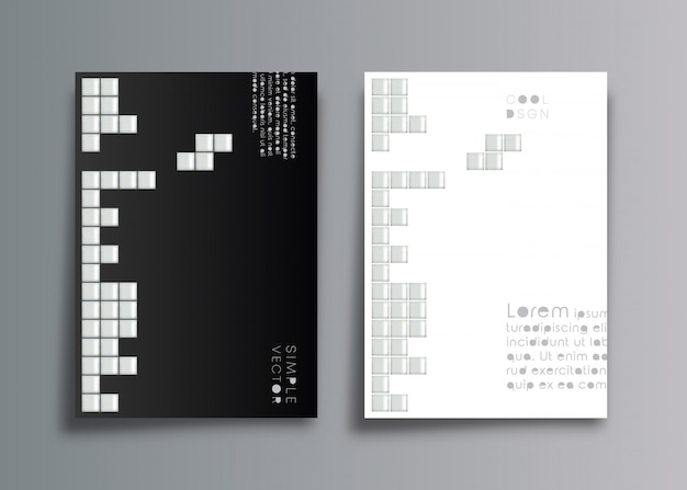 Cubrir fondo de diseño minimalista.