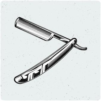 Cuchilla de afeitar
