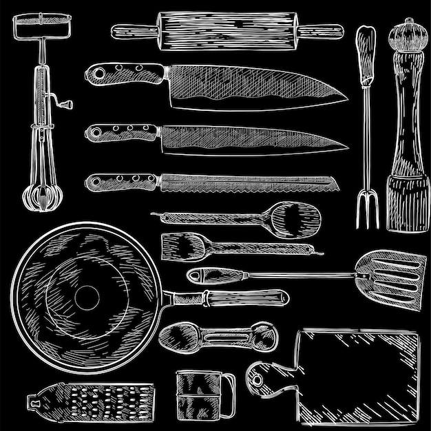 Cuchillos establecidos