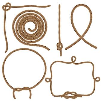 Cuerdas y nudos