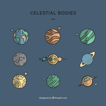 Cuerpos celestes