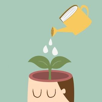 Cultiva tu mente