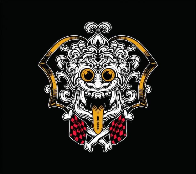 Cultura baronesa de indonesia