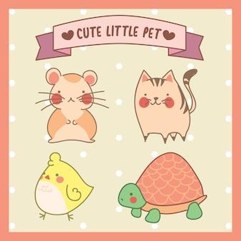 Cute little pets