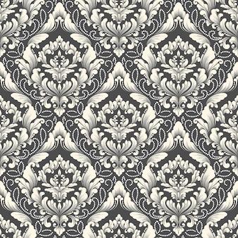 Damasco de patrones sin fisuras