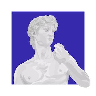 David. escultura miguel ángel