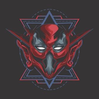 Demonio rojo