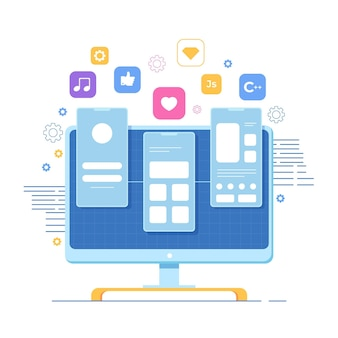 Desarrollo de aplicaciones de entretenimiento y redes sociales