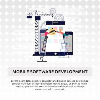 Desarrollo de software móvil