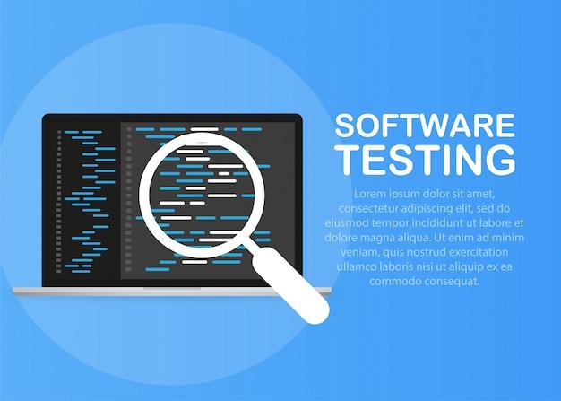 Desarrollo de software, programación, codificación del concepto de vector.