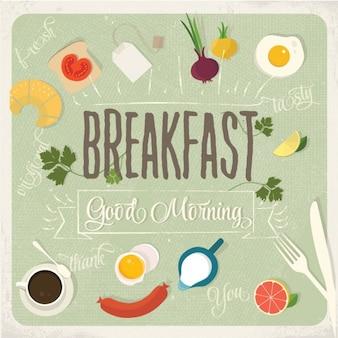 Desayuno buenos días