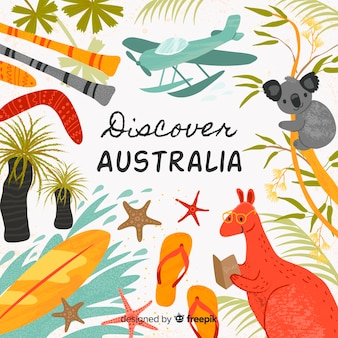 Descubre australia