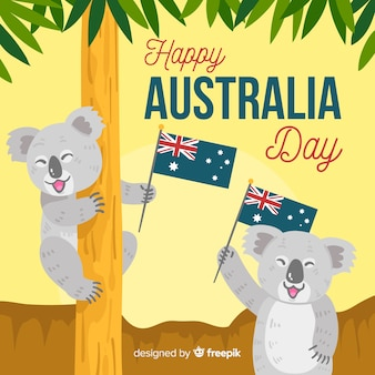 Día de australia