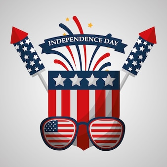Día de la independencia americana