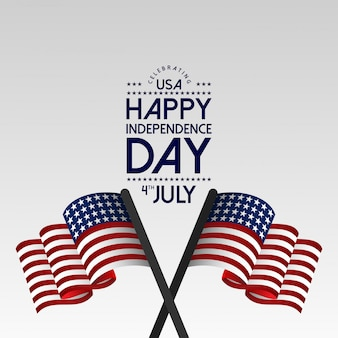 Día de la independencia de los estados unidos 4 de julio