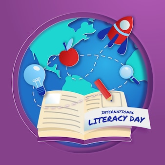 Día internacional de la alfabetización en papel