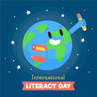 Día internacional de la alfabetización