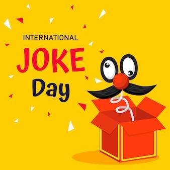 Dia internacional de la broma