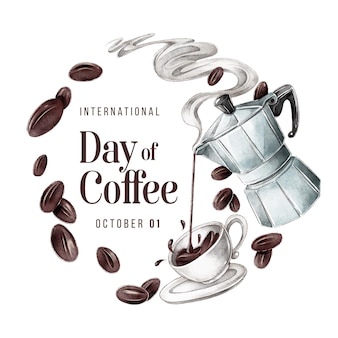 Dia internacional del cafe
