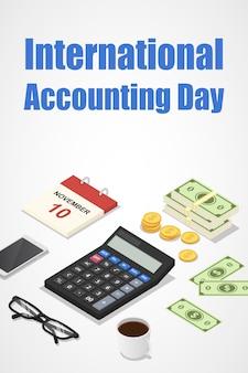 Dia internacional de la contabilidad