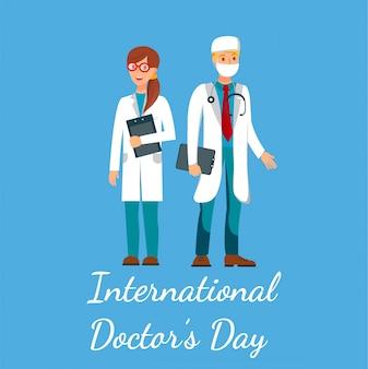 Dia internacional del doctor
