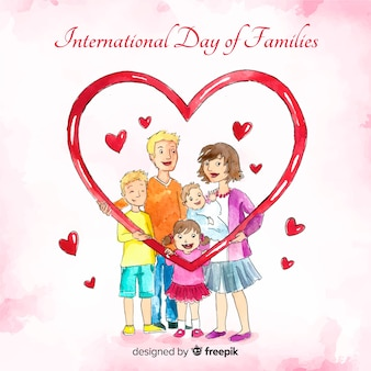 Día internacional de las familias