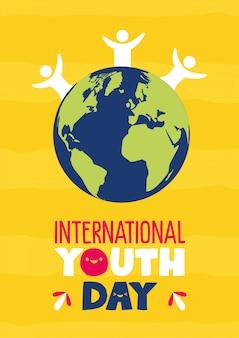 Dia internacional de la juventud