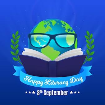 Día internacional realista de alfabetización