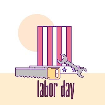 Día laboral americano
