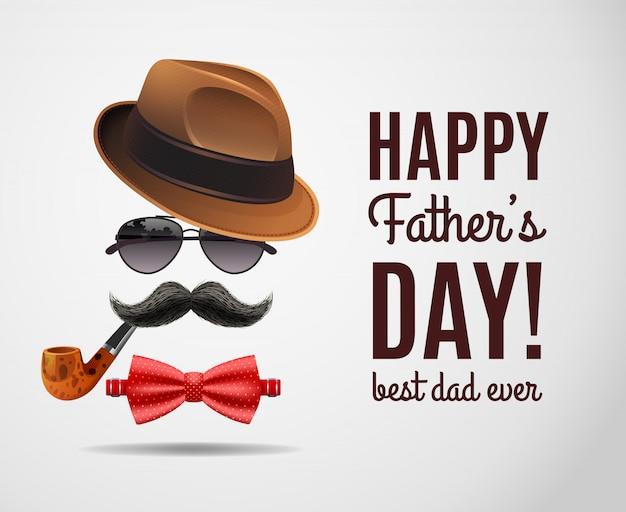 Día masculino del papá