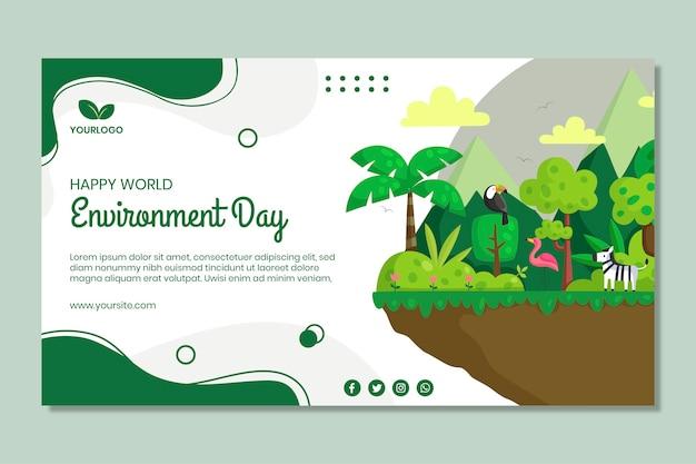 Día del medio ambiente
